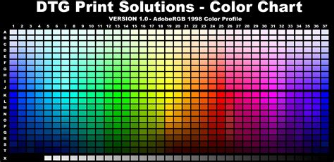 rgb color table color chart olala propx co