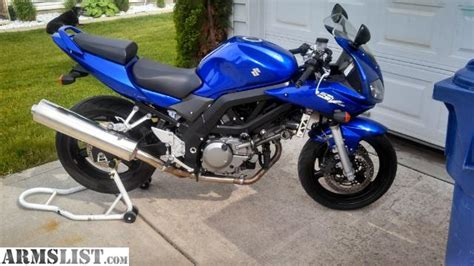 Suzuki Sv650 Engine For Sale Armslist For Sale Trade 2005 Suzuki Sv650 Motorcycle