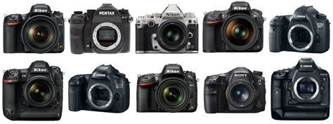 best frame dslr the top 10 best frame dslr cameras on earth the