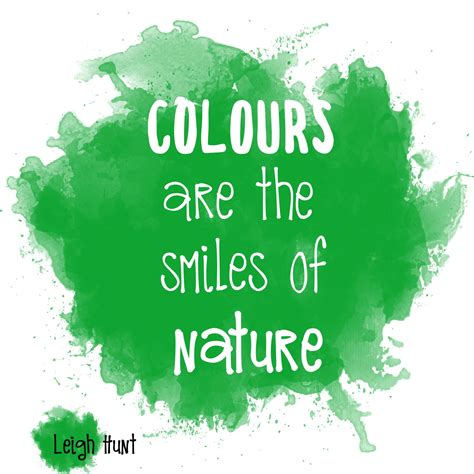 quotes on color nature offers the most wonderful and maxing colours