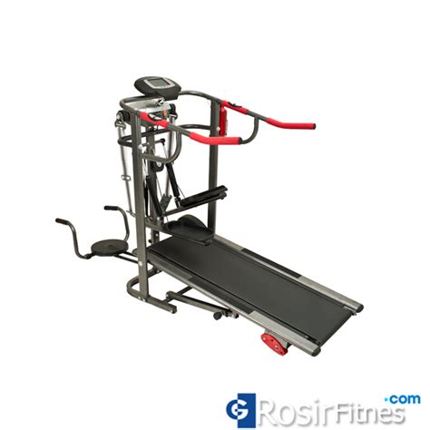 Treadmill Elektrik 4 Fungsi Tl 288 Manual Incline Best Seller treadmill manual new tl 004ag 4 fungsi massager treadmil grosirfitnes