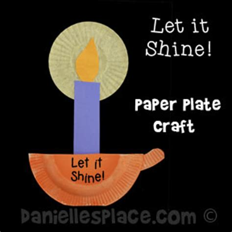 Paper Plate Bible Crafts - bible themes l m
