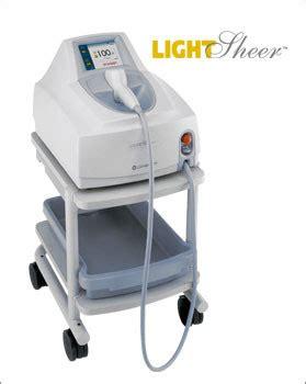 second lightsheer diode laser fisioterapia dermato funcional