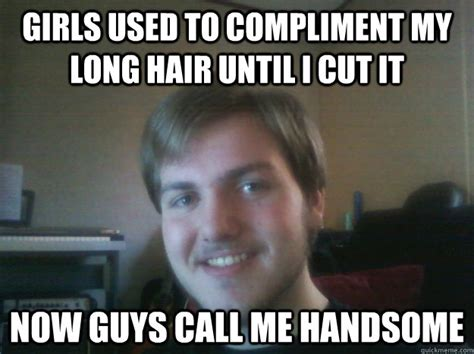 Long Hair Meme - 26 most funniest haircut meme pictures of all the time