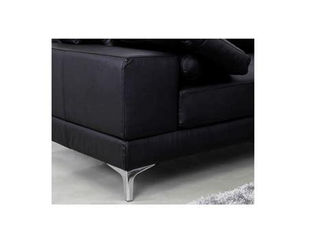 sofas xxl 7 plazas sof 225 xxl 7 plazas negro 225 ngulo izquierdo donatello ii