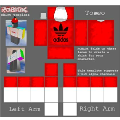 how to design a shirt roblox red adidas t shirt roblox