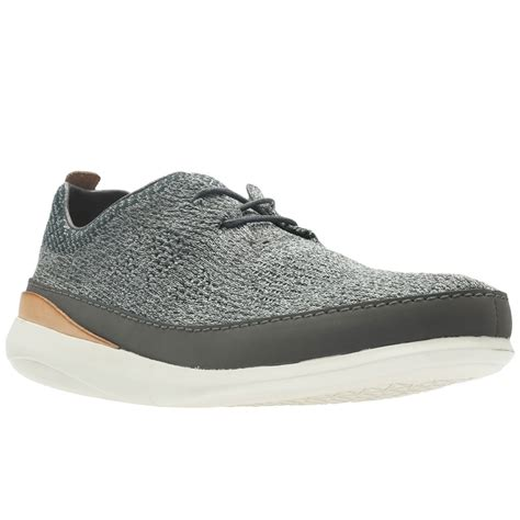 clarks pitman run mens casual shoes from charles
