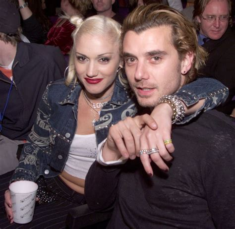 gwen stefanis marriage over gavin rossdale caught gavin rossdale in in profile gwen stefani zimbio