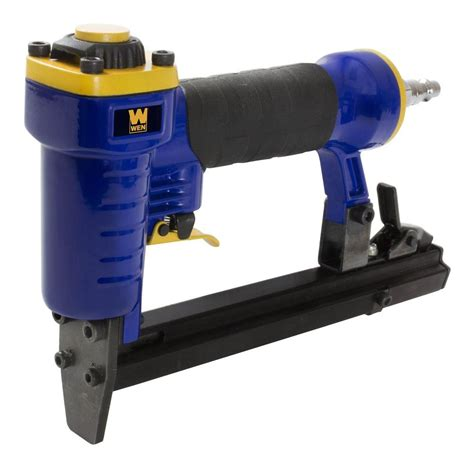 Air Nailer F 30 Nrt Pro wen pneumatic 20 stapler air nailer 61702 the home