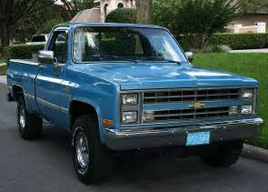 Truck Accessories For Sale Near Me 1986 Chevrolet Silverado K 10 Mjc Classic Cars