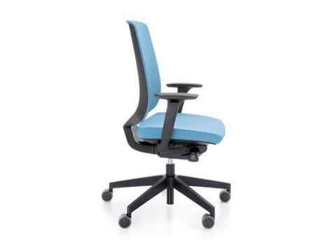profim lightup upholstered ergonomic armchair