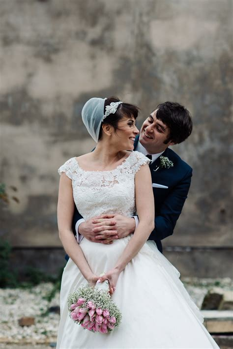 beatles   inspired glasgow wedding love