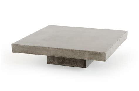 Office Table Dimensions by Concrete Coffee Table Modern Furniture Brickell Collection