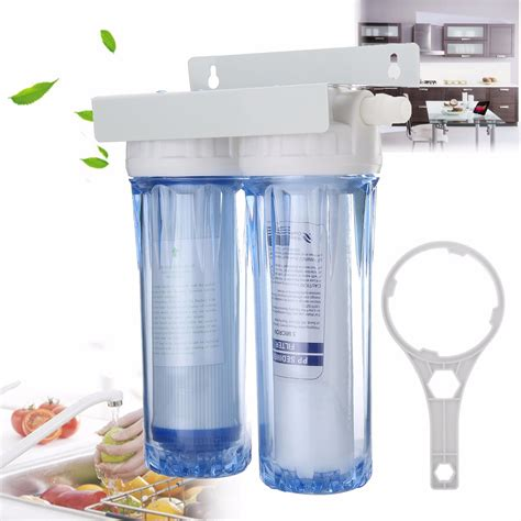Kitchen Faucet Water Purifier 10 Dual Dual Osmosis Faucet Tap Water Filter Health Purifier Cartridge Home Kitchen