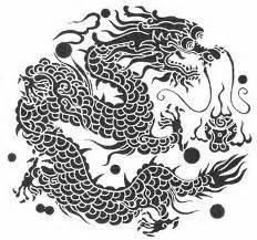motif tato naga motif tato naga hitam putih