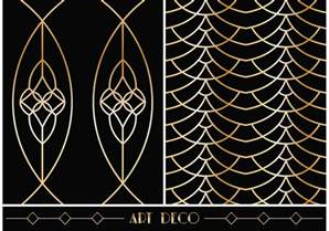 Art Deco free art deco geometric vector patterns download free vector art