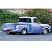 1969 Custom Chevy Trucks Car Tuning