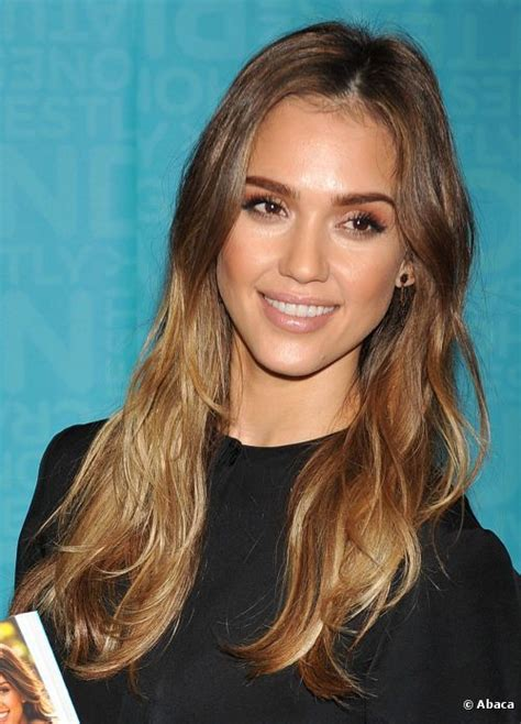 alba hair color alba hair color alba looks great with a