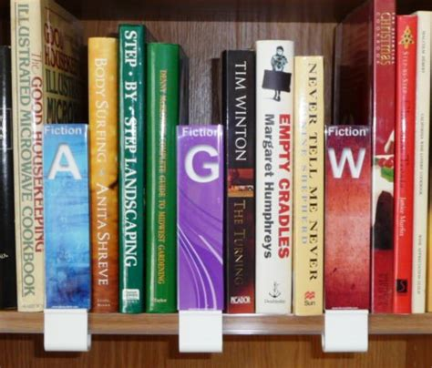 Library Shelf Signs by Libraryskills Fiction Shelf Signs All Your Library