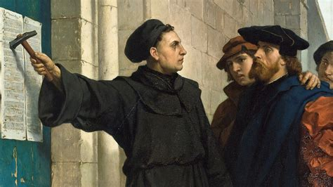 dissertations and theses why martin luther matters even within the catholic church