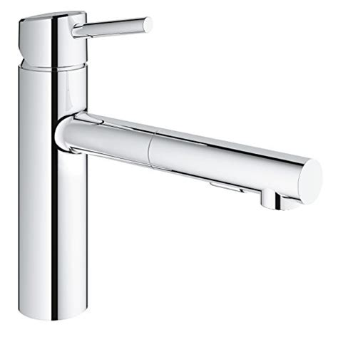 grohe kitchen chrome faucet chrome kitchen grohe faucet