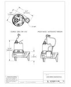 zoeller sink sump pumps zoeller wiring diagram free