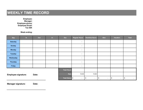 Mba Independent Consulting Course Exle by Time Sheet Template Sle Form Biztree