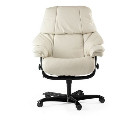 stressless office chair stressless reno office chair wharfside furniture