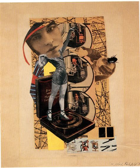 George Grosz Artwork by Hannah H 246 Ch Collage And Photomontage As Commentary