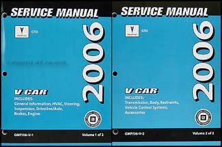 service and repair manuals 2006 pontiac gto on board diagnostic system 2006 pontiac gto repair shop manual original 2 volume set