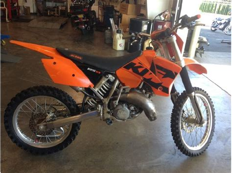 2004 Ktm 125 Sx Buy 2004 Ktm Sx 125 On 2040 Motos