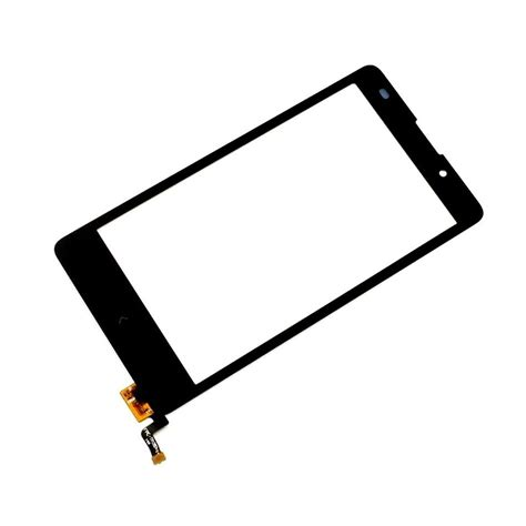 Lcd Touchscreen Nokia Xl Rm 1030 touch screen digitizer for nokia xl dual sim rm 1030 rm 1042 black by maxbhi