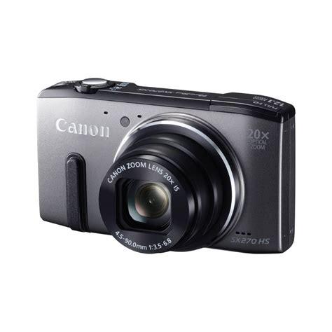 canon compact canon powershot sx270 hs compact digital