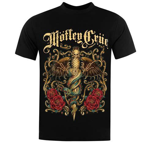 Moutley Shirt Free band mens motley crue t shirt sleeve crew neck