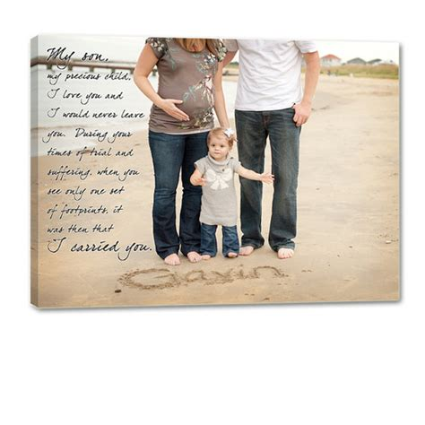 Wedding Anniversary With Newborn Quotes by Personalized Newborn Or Soon To Be Parents Photo Wall