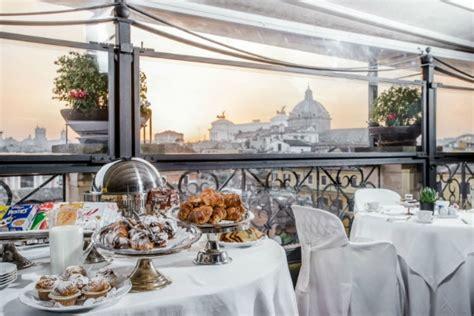 terrazza hotel minerva roma brunch in terrazza a roma ecco quelli non puoi perderti