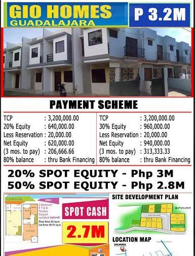 gio homes bliss labangon 2 cebu sweet homes