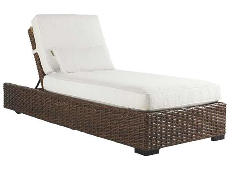 tommy bahama chaise lounge tommy bahama outdoor ocean club pacifica wicker chaise