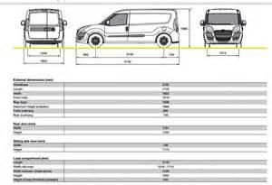 Fiat Doblo Dimensions Recommended Innolift Model For Fiat Doblo 3rd