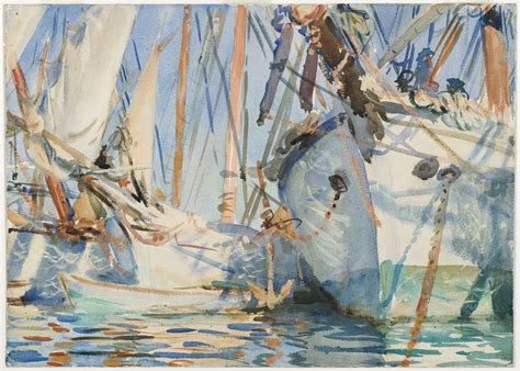 sargent the watercolours tired of painting the one percent john singer sargent hit the road artery