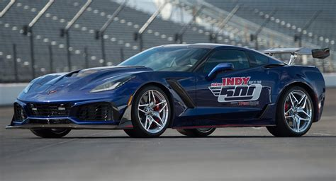 accident recorder 1960 chevrolet corvette engine control corvette zr1 pace car unveiled for the 2018 indianapolis 500 carscoops