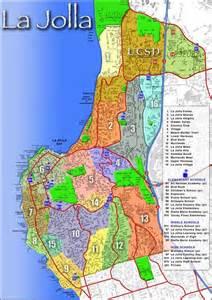 la jolla real estate map