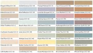 behr green tea color chart paint colors