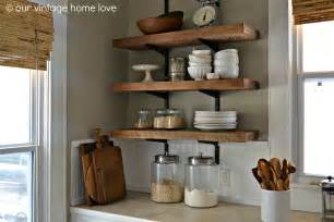 kitchen sheved diy wall shelves modern magazin