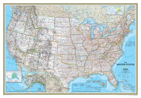 map usa detailed maps us map detailed