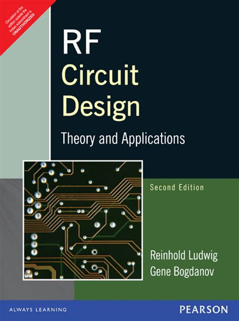 rf layout design basics rf circuit design theory applications 2nd edition