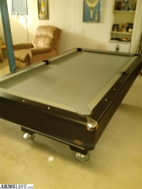 3 slate pool table armslist for sale or trade 3 slate pool table