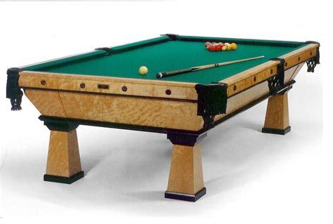 build your own pool table by dan mosheim lumberjocks