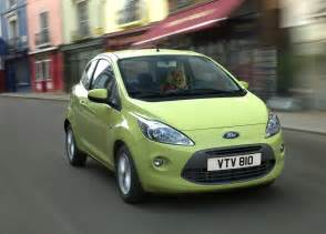 Green Ford Ford May Bring The Ka Subcompact To The Us The Torque Report