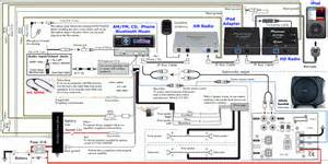 car stereo wiring diagram for car free printable wiring diagrams